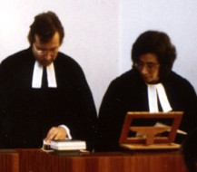 Gunther Leibbrand e Mirella Abate
